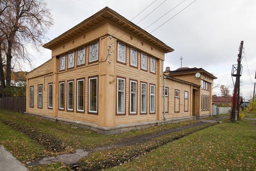Гостиница в Юрьевце