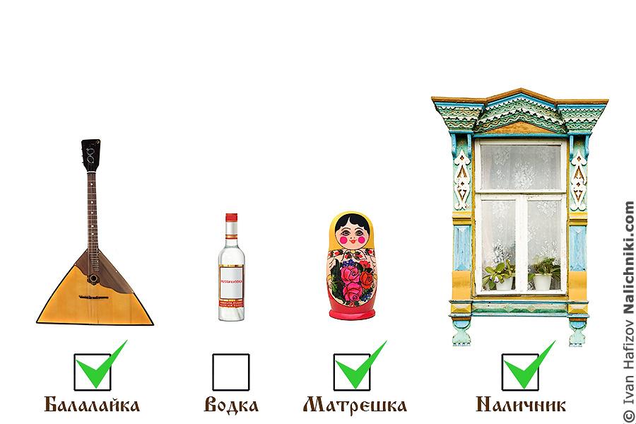 Все символы России на одной картинке