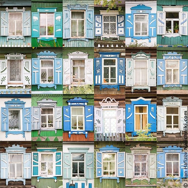 Ставни и окна красноярска