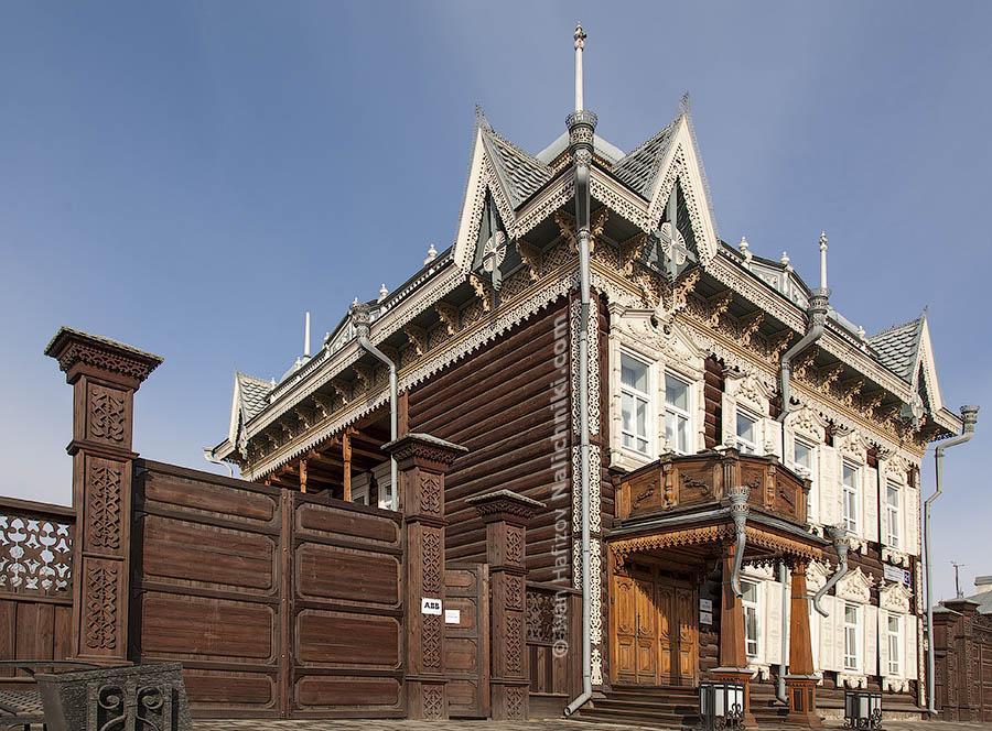 Иркутский дом Европы