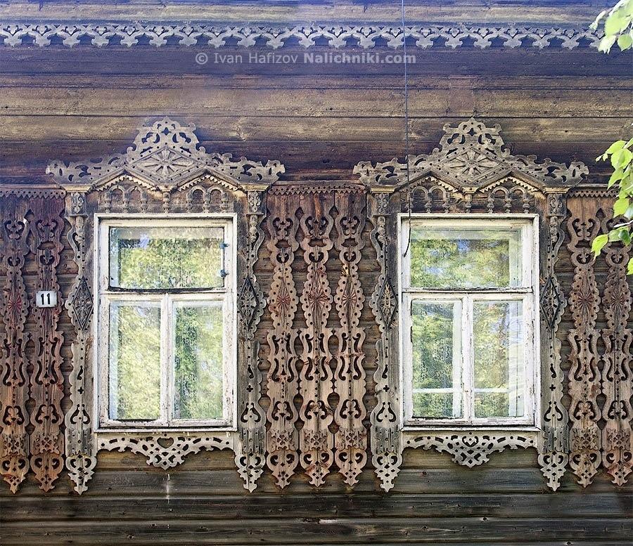 Наличники из Ростова-Великого