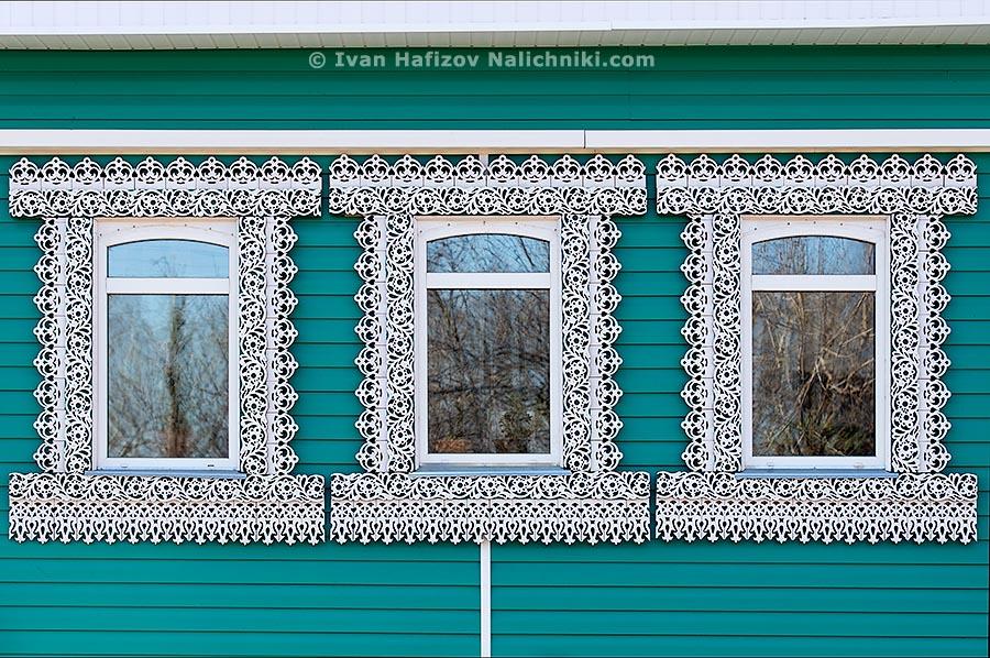 Погонные метры наличников из Калязина
