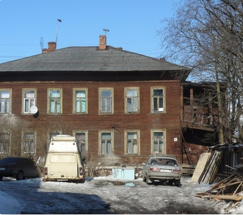 An opportunity to save an old wooden house in Vologda