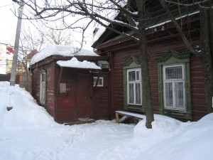 Казань, Овражная