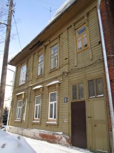Казань, Достоевского, 12