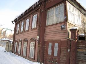 Казань, Достоевского, 26