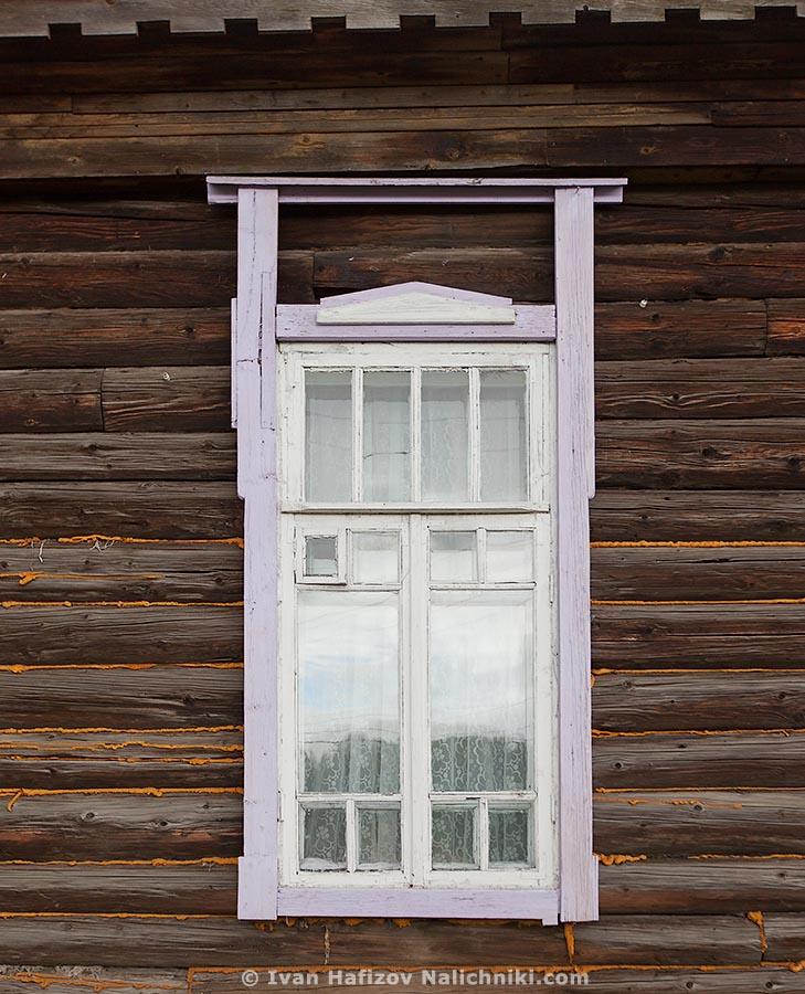 Необычный наличник из Кемерова