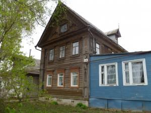 д. Кузнечиха. (2012). у Нижнего Новгорода.