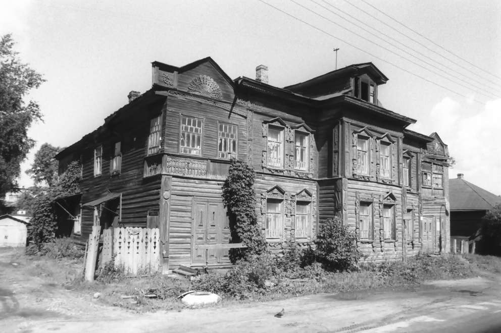 Дом купца Шахова, из Вологды.
