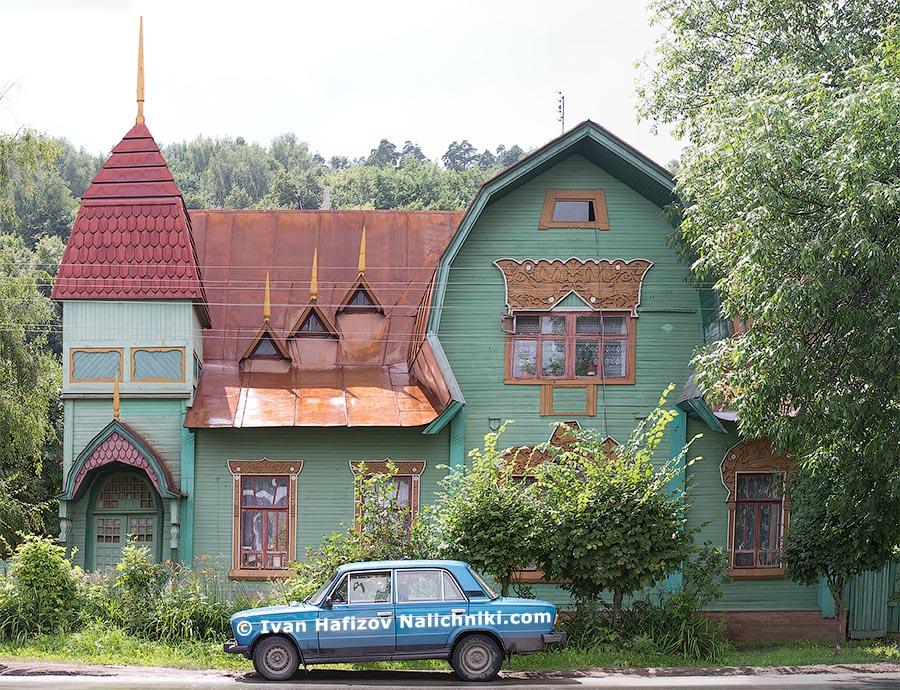 Дом Пришлецова в Гороховце.