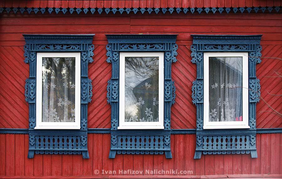 Яркие традиционные наличинки Ивановской области