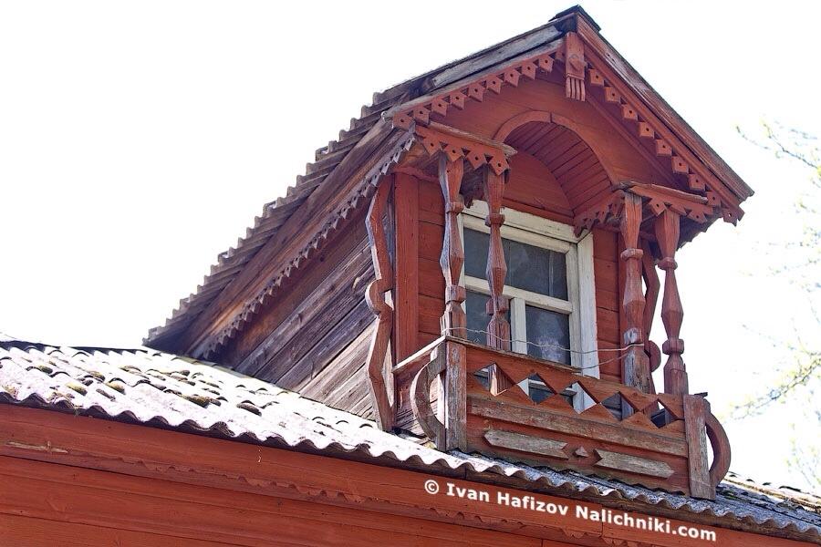 Слуховое окошко из Егорьевска