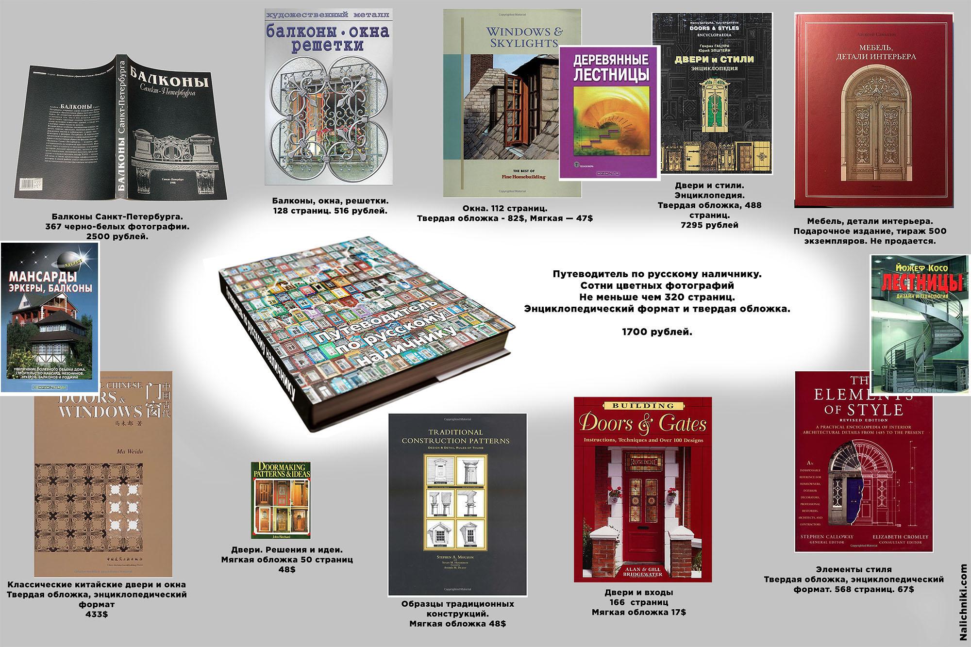 Книги и цены