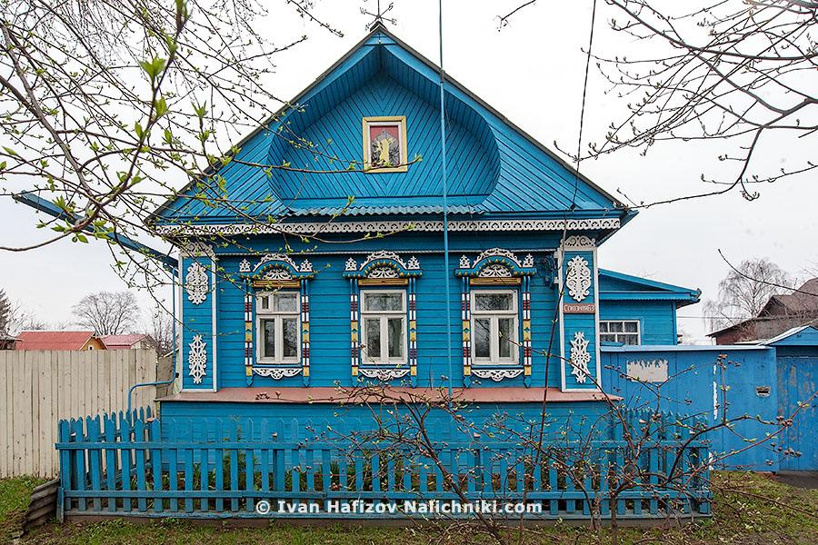 Ярославский домик