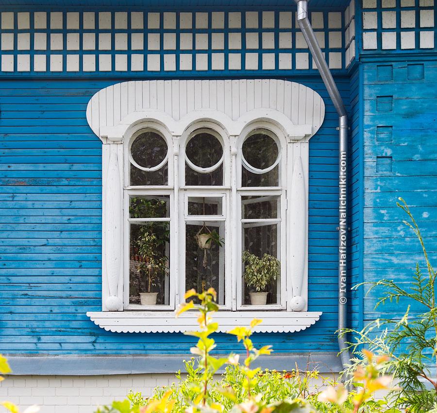 Модерновое окно