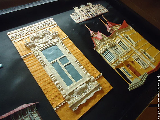 Пластилиновые наличники от студии «Хрустальная гора»