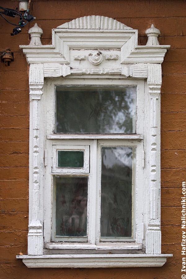 Оконный наличник из Бронниц