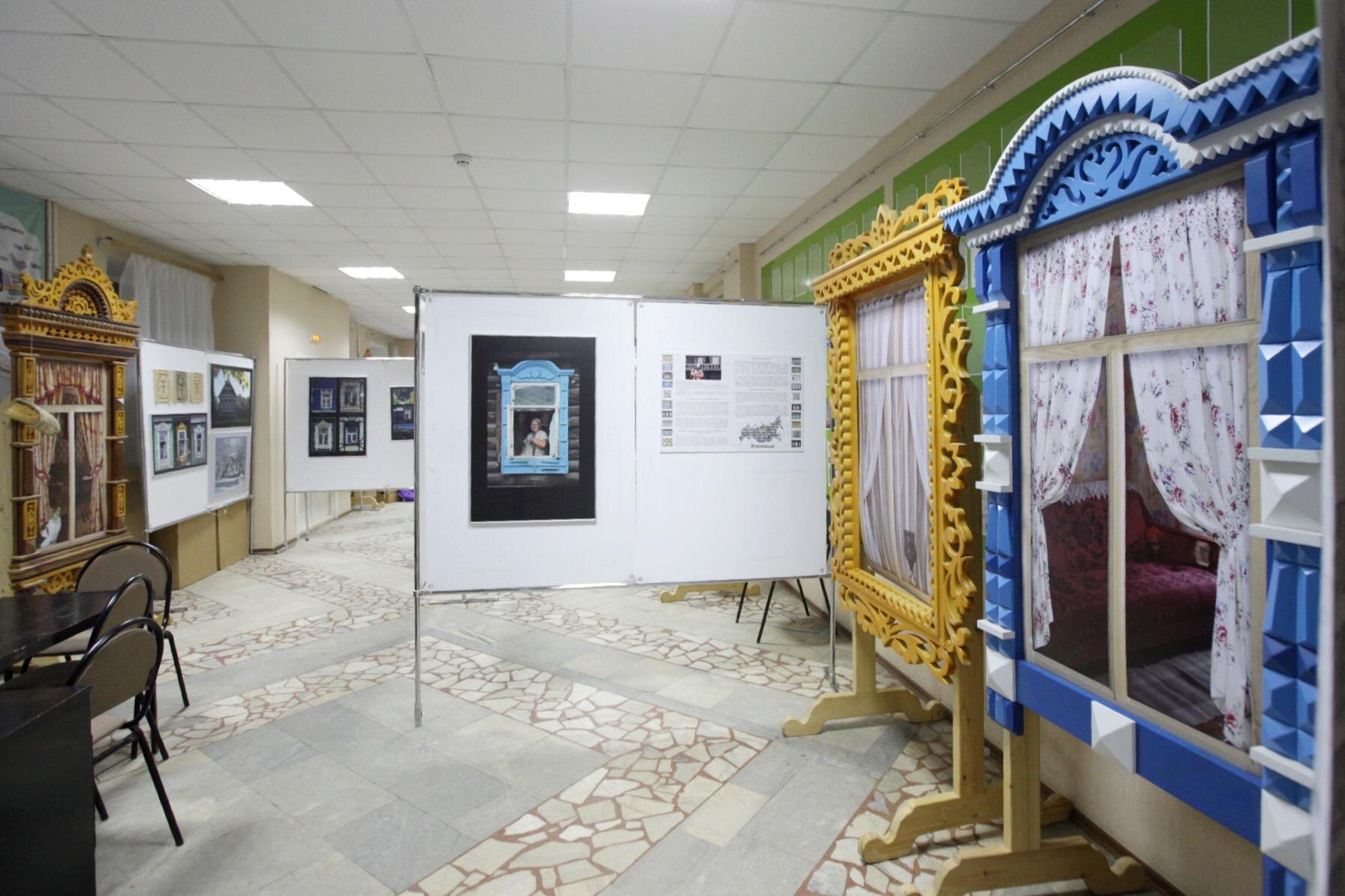 Виртуальный музей наличников в Костроме
