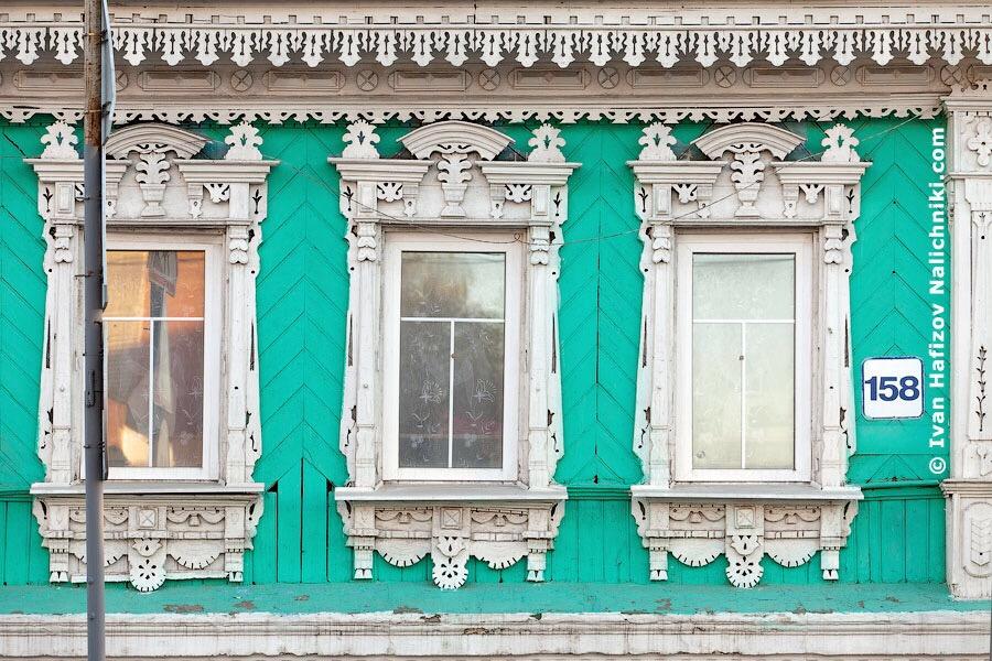 наличники и пластиковые окна. Коломнаl
