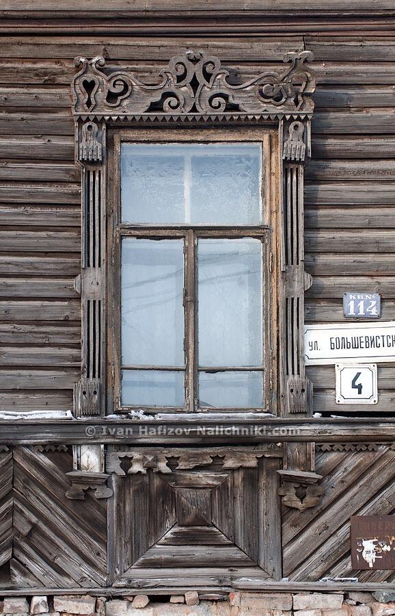 Пермское деревянное зодчество /></a><br /> Нашел для вас сегодня необычный наличник из Перми.<br /> <span id=