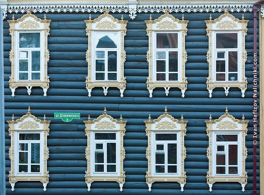 резные наличники Томск