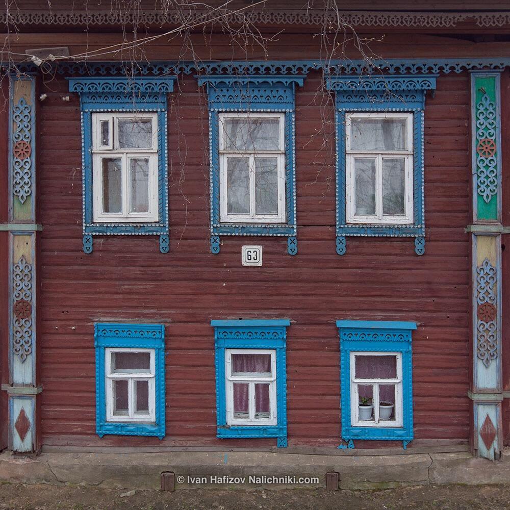 ажурные украшения деревянного дома