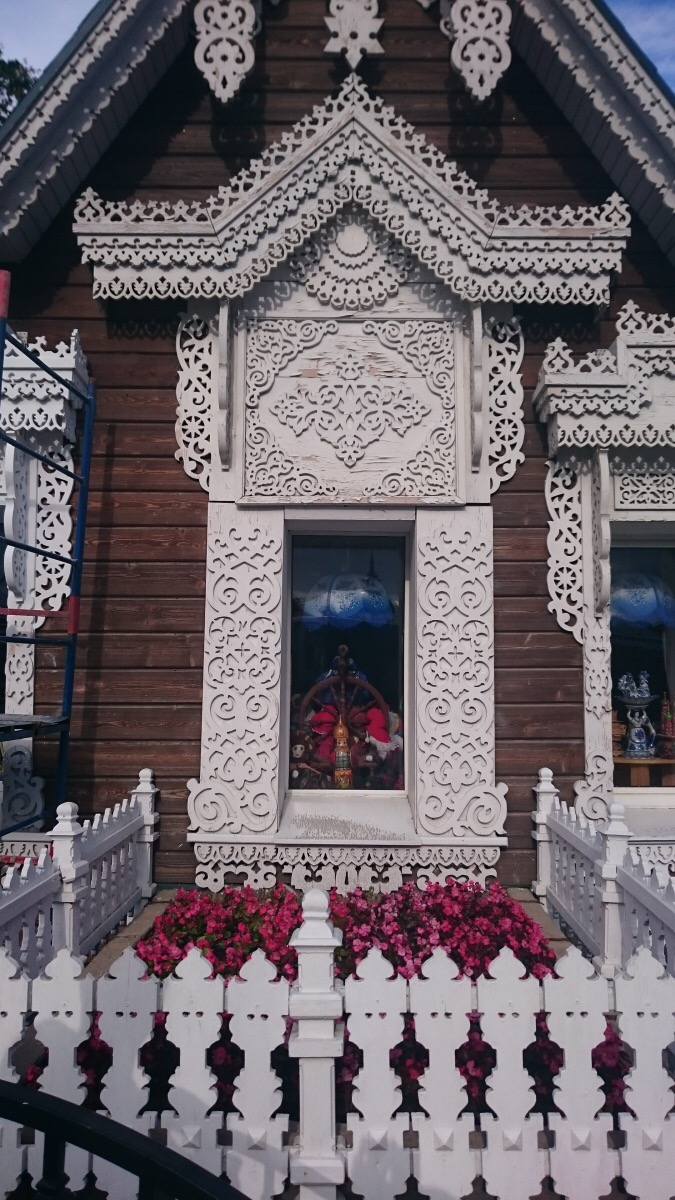 фотография - финалист конкурса «Самые красивые наличники Московской области»