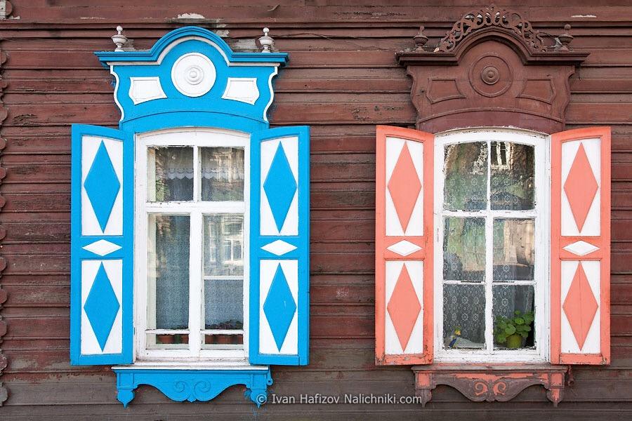 Наличники из Иркутска