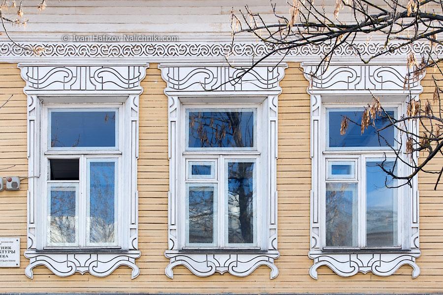 Деревянный модерн в Вологде