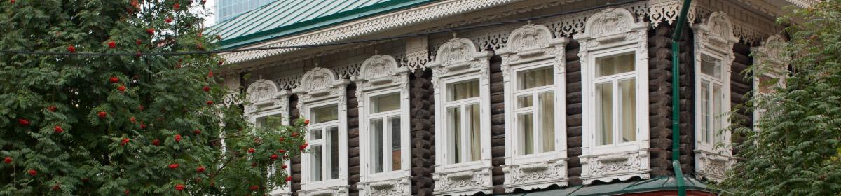 Виртуальный музей резных наличников