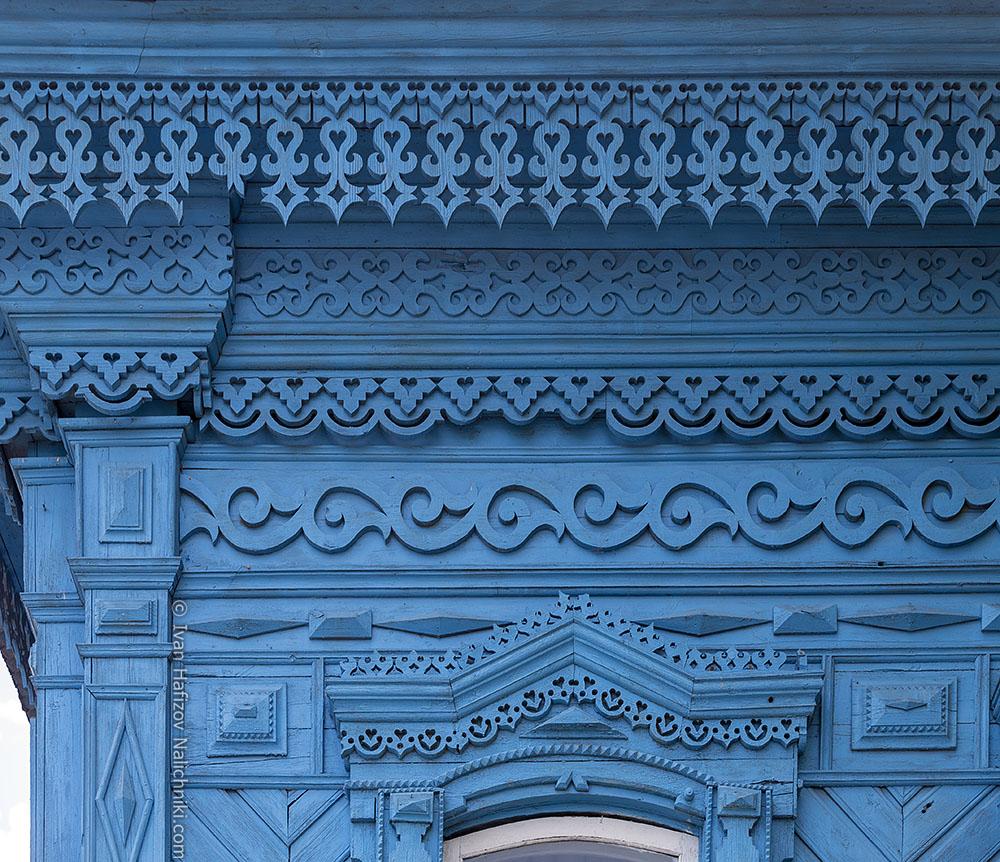 Фрагмент домовой резьбы Новозыбкова