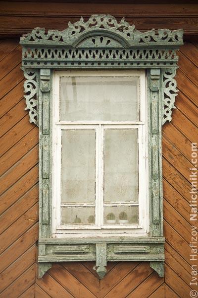 Деревянный наличник Навашино Нижегородской области