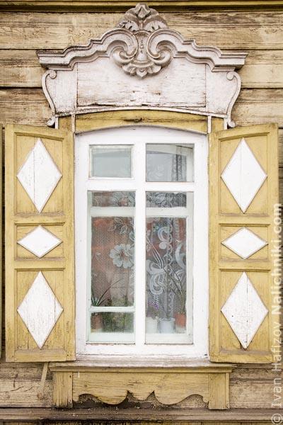 Оконный наличник Иркутска