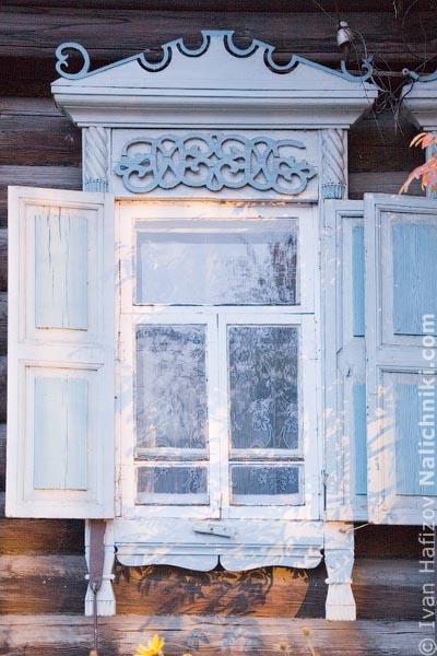 Оконный наличник Красноярска