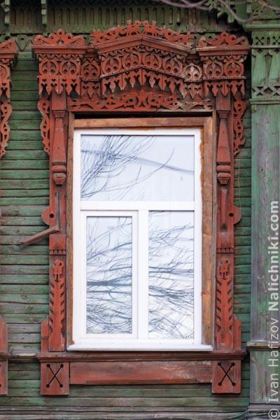 Samara m 21 Резные наличники России. Часть 48. Самара.