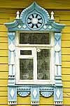 Наличник посёлка Борисоглебского
